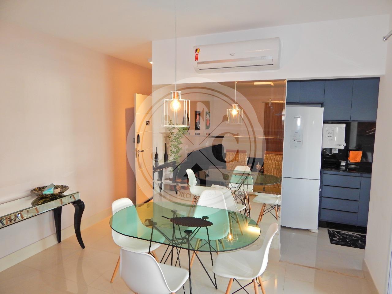 Apartamento à venda no Bosque das Juritis: Living
