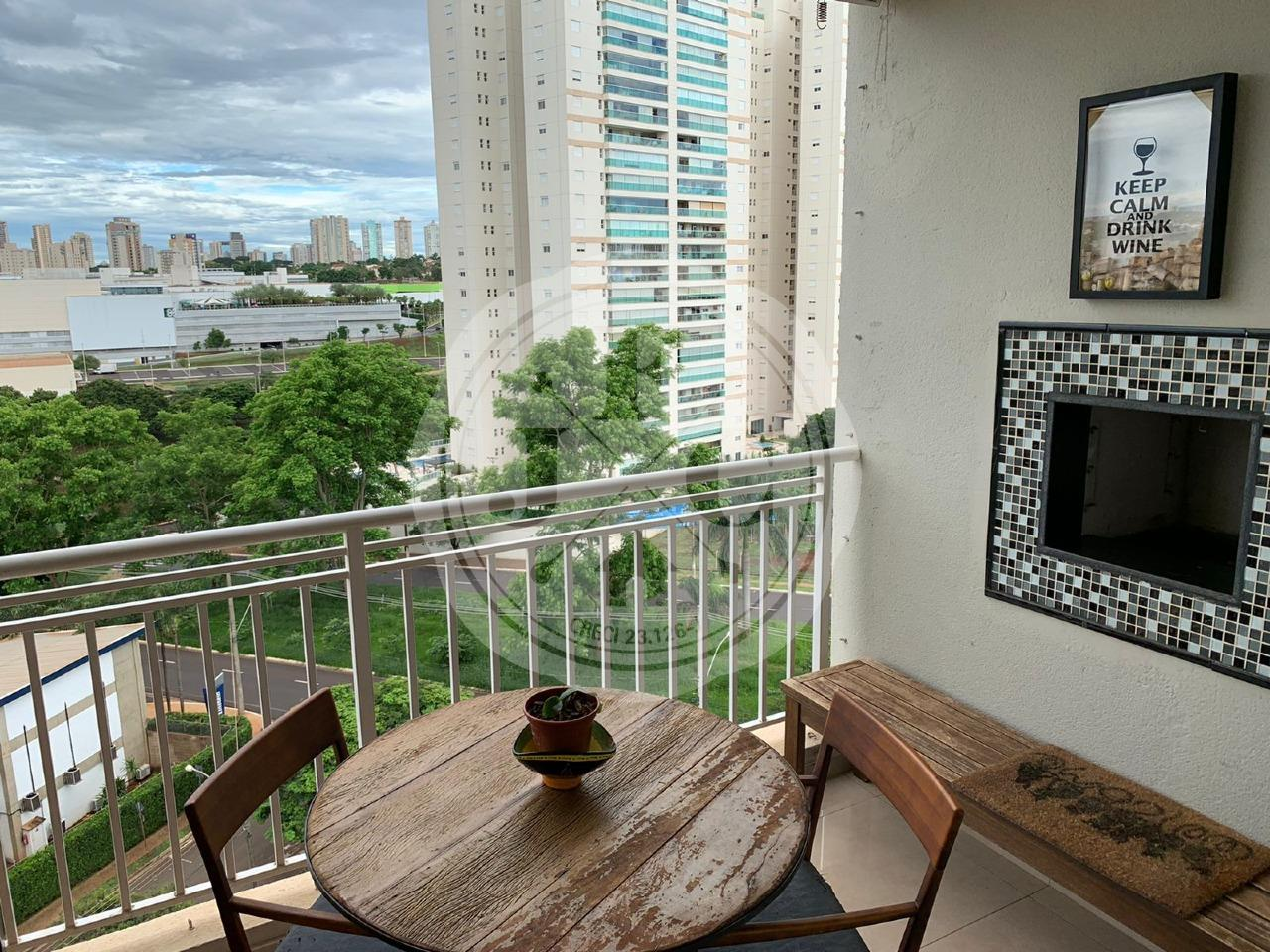 Apartamento reformado para locação no bairro Nova Aliança com 3 dormitórios sendo 1 suíte.