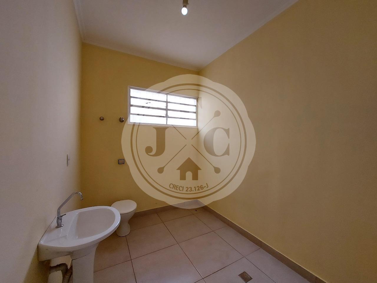 Casa para aluguel no Alto da Boa Vista: Banheiro