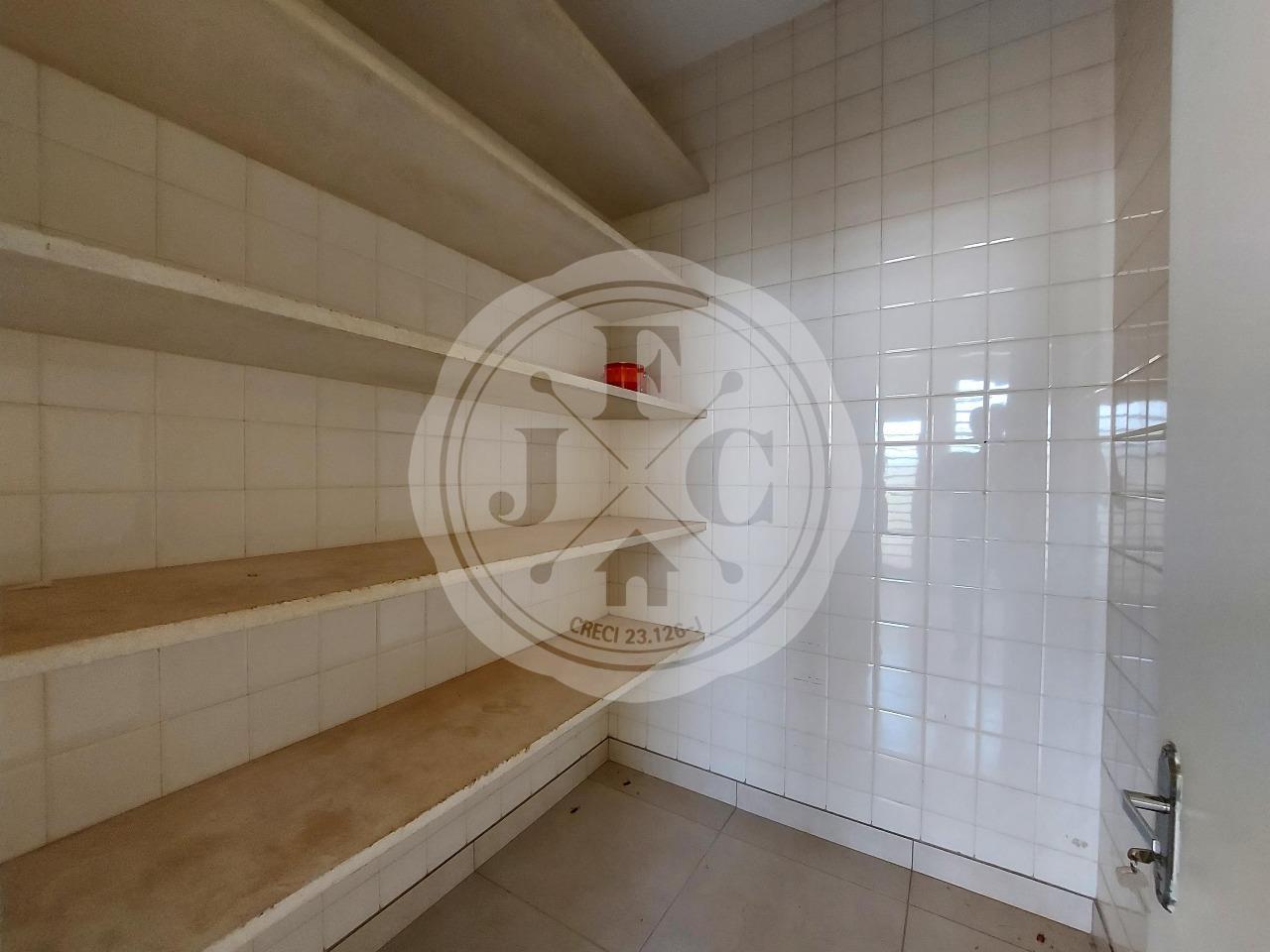 Casa para aluguel no Alto da Boa Vista: Depósito