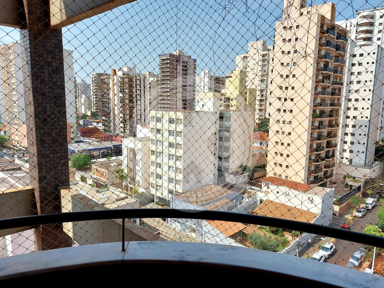 Apartamento para aluguel no Centro: Sacada