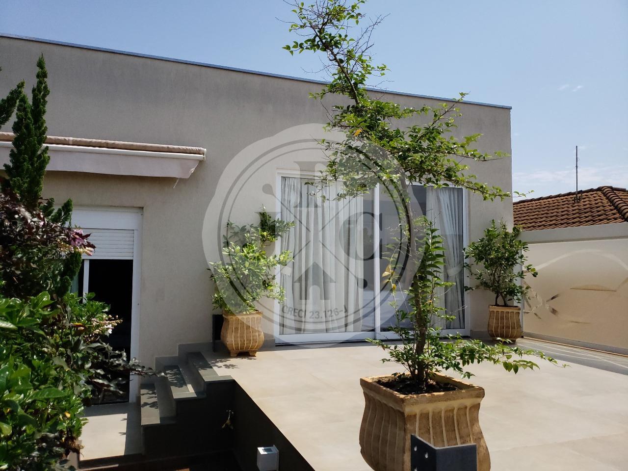 Casa em Condomínio à venda no Vila do Golf: terraço
