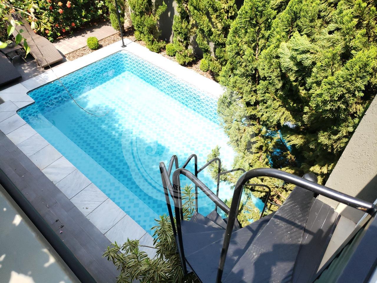 Casa em Condomínio à venda no Vila do Golf: piscina