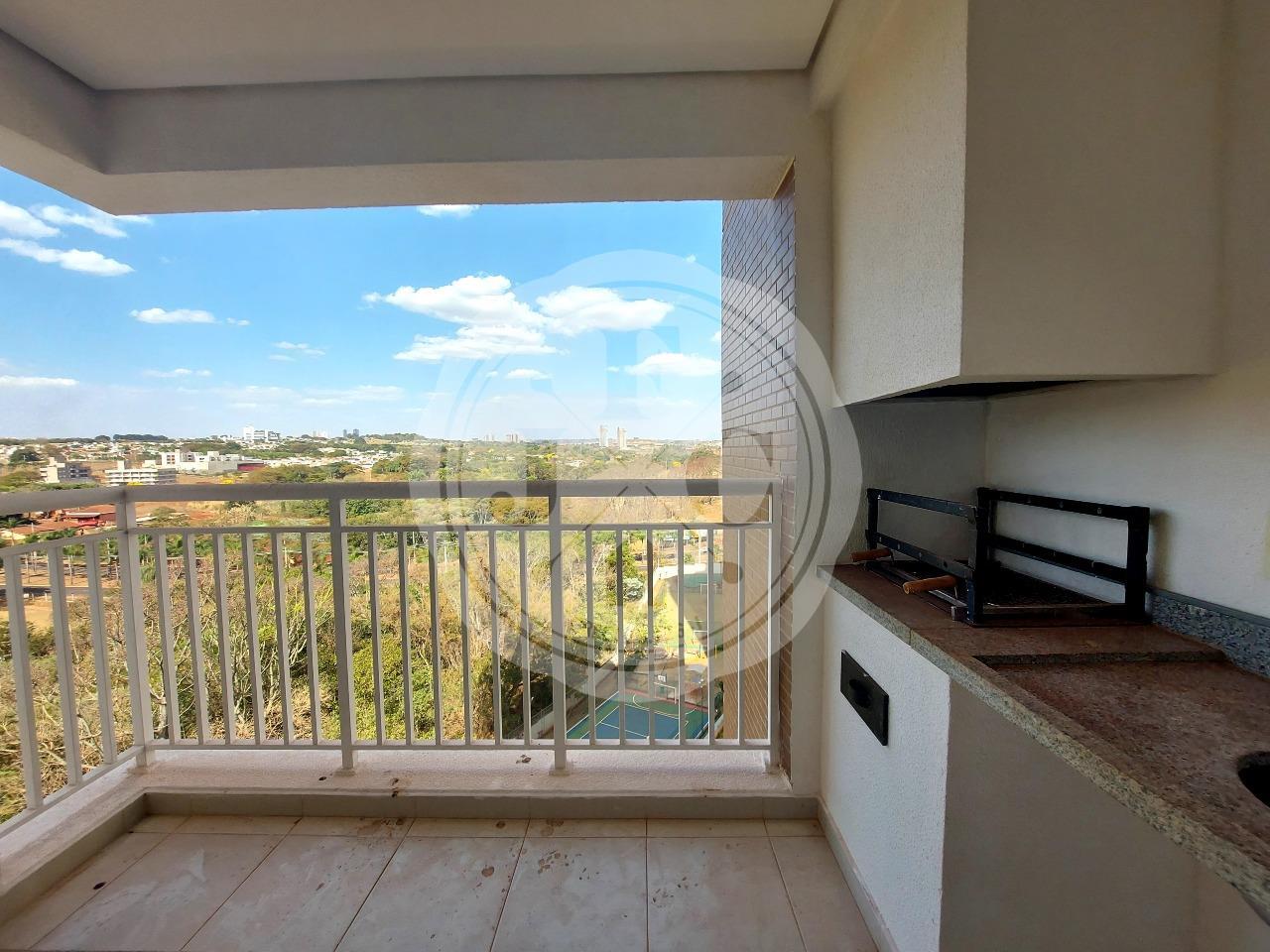 Apartamento para aluguel no Vila do Golf: Sacada