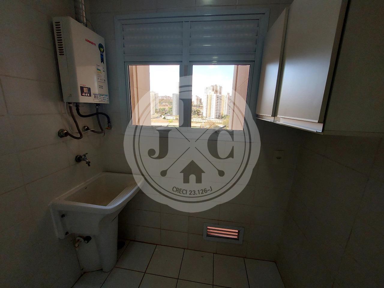 Apartamento para aluguel no Vila do Golf: Serviço
