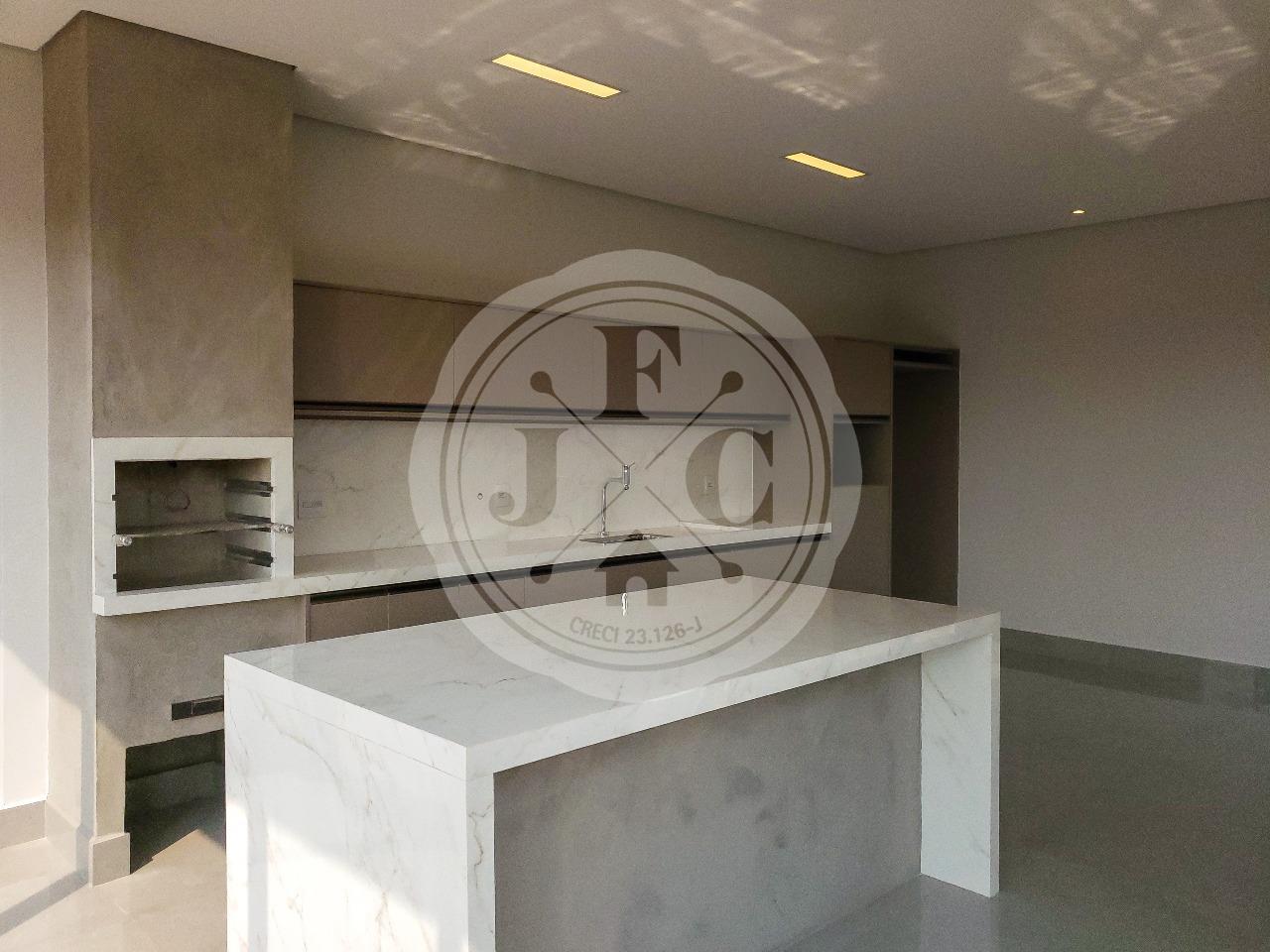 Casa em Condomínio para aluguel no Loteamento Terras de Florença: cozinha gourmet