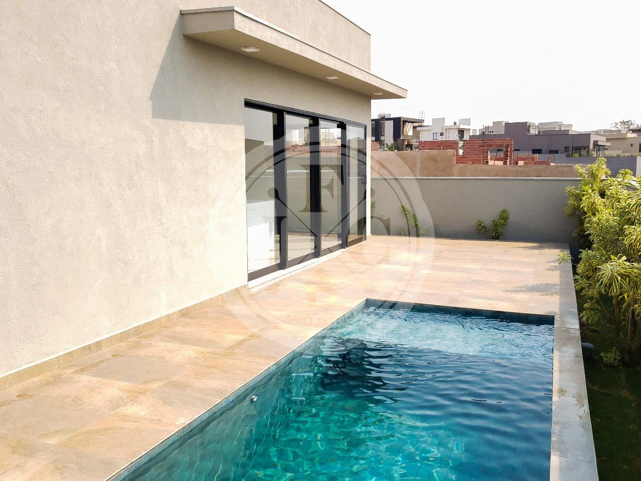 Casa em Condomínio para aluguel no Loteamento Terras de Florença: piscina