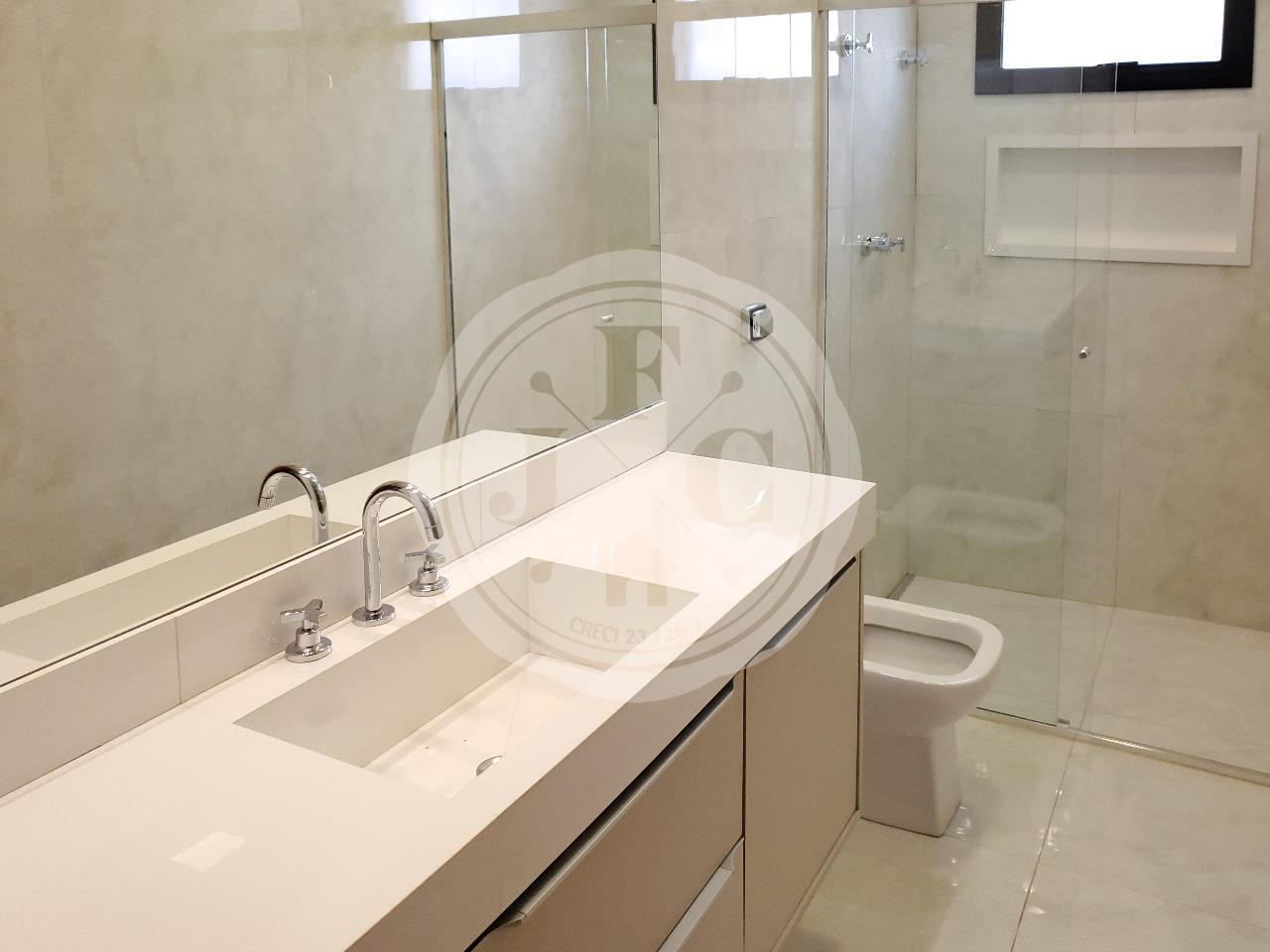 Casa em Condomínio para aluguel no Loteamento Terras de Florença: suíte 3