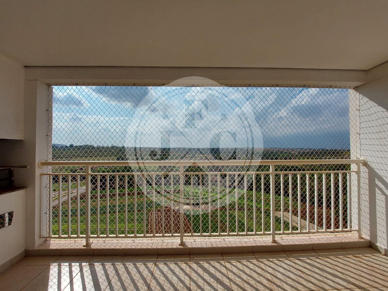 Apartamento à venda no Vila do Golf: Varanda