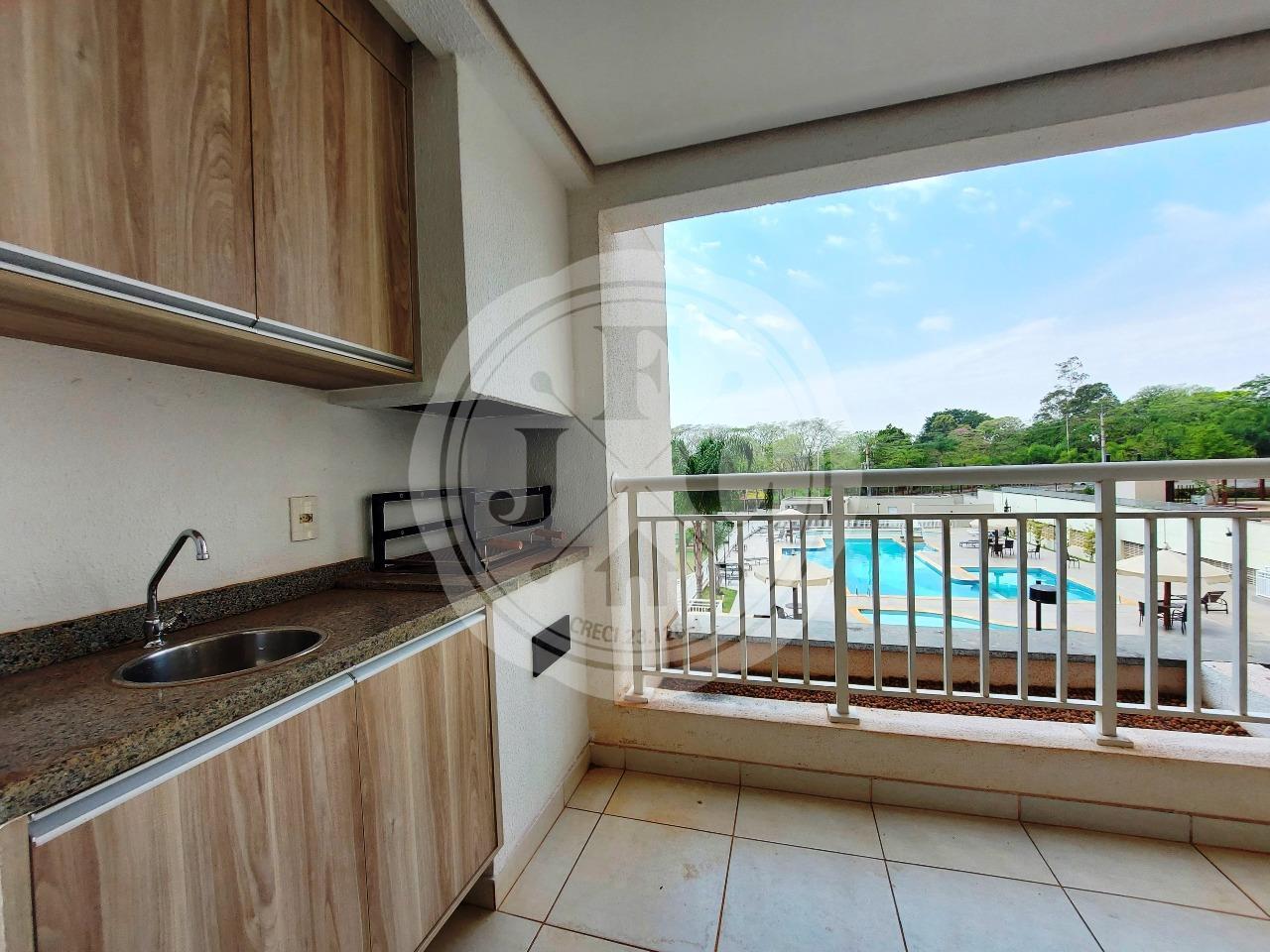 Apartamento para aluguel no Vila do Golf: Sacada Gourmet