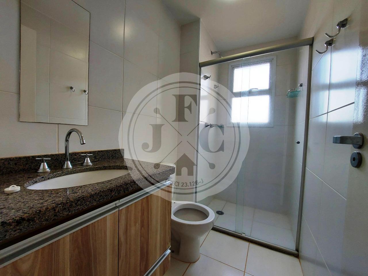 Apartamento para aluguel no Vila do Golf: Banheiro Suíte