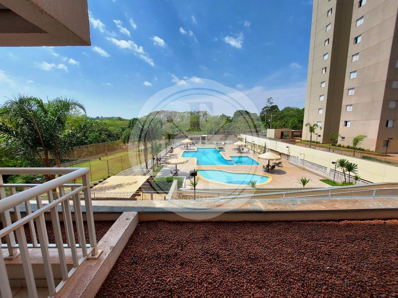 Apartamento para aluguel no Vila do Golf: Vista Dormitório