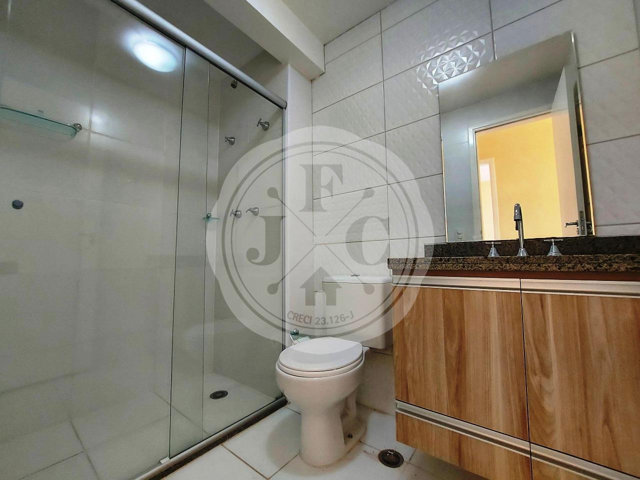 Apartamento para aluguel no Vila do Golf: Banheiro Social