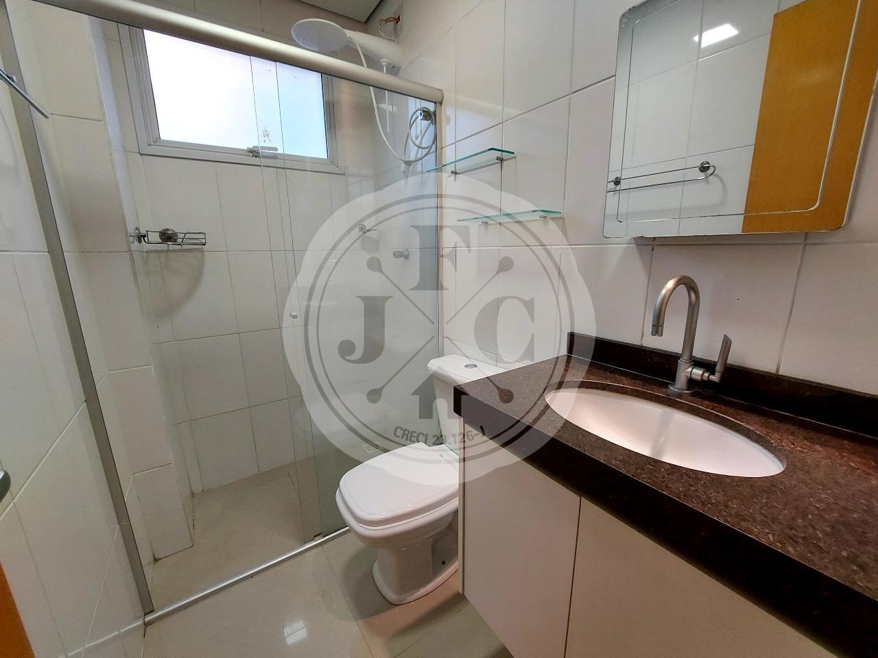 Apartamento à venda no Nova Aliança: Banheiro