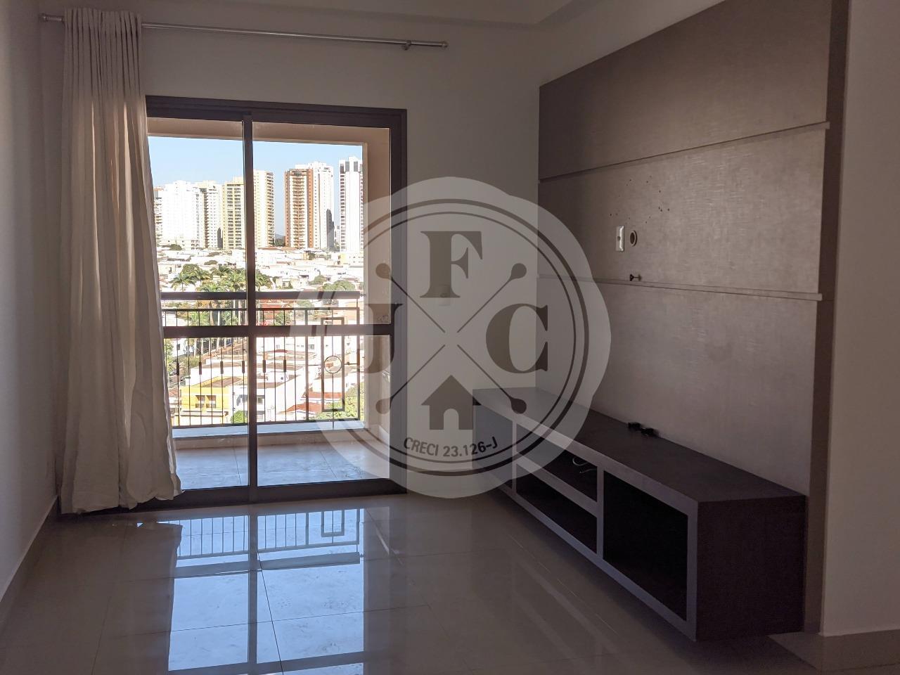 Apartamento para aluguel no Jardim Irajá: Sala
