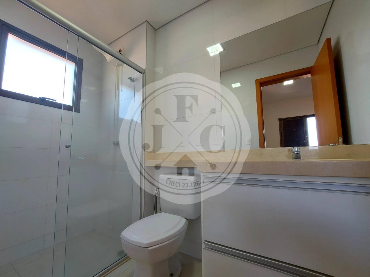 Apartamento para aluguel no Jardim Irajá: Banheiro Suíte