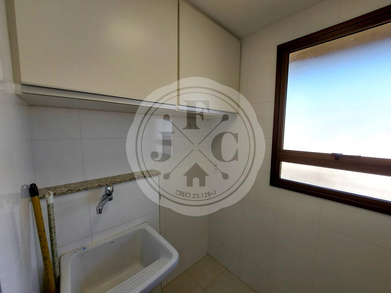 Apartamento para aluguel no Jardim Irajá: Serviço