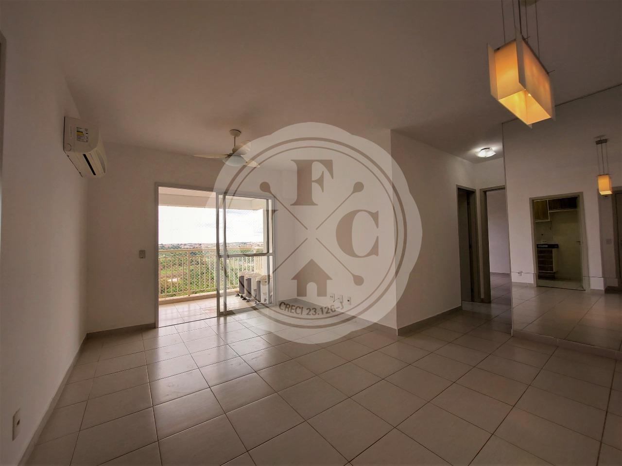 Apartamento para aluguel, 2 quartos, 1 suíte, 1 vaga, Vila do Golf - Ribeirão Preto/SP