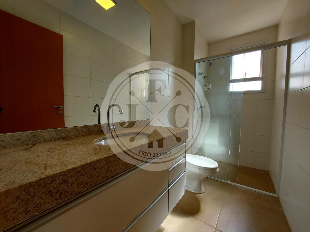 Apartamento para aluguel no Nova Aliança: Banheiro Suíte 1