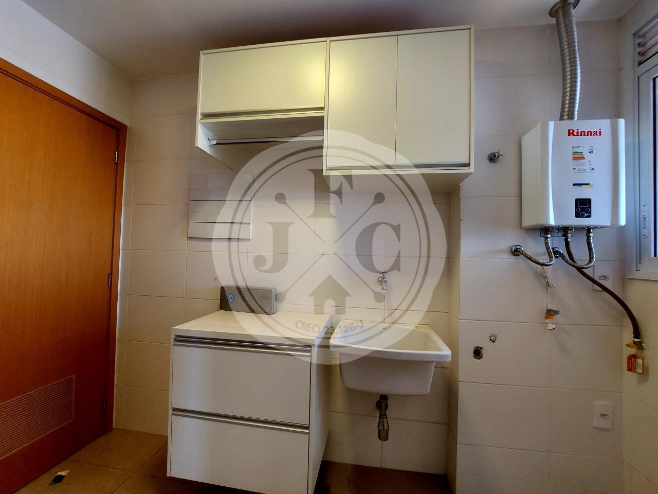 Apartamento para aluguel no Nova Aliança: Serviço
