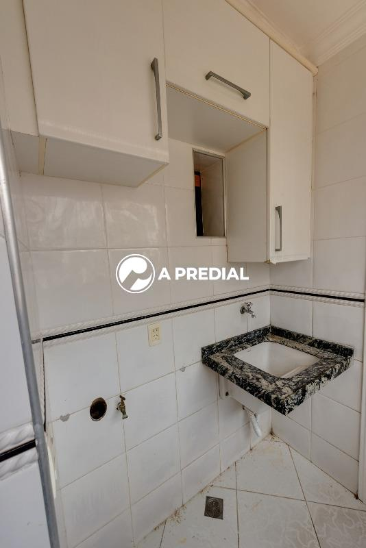 Apartamento para aluguel no Aldeota: cozinha