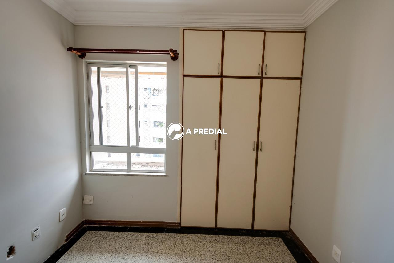 Apartamento para aluguel no Aldeota: quarto
