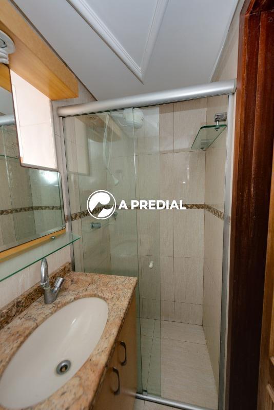 Apartamento para aluguel no Aldeota: banheiro