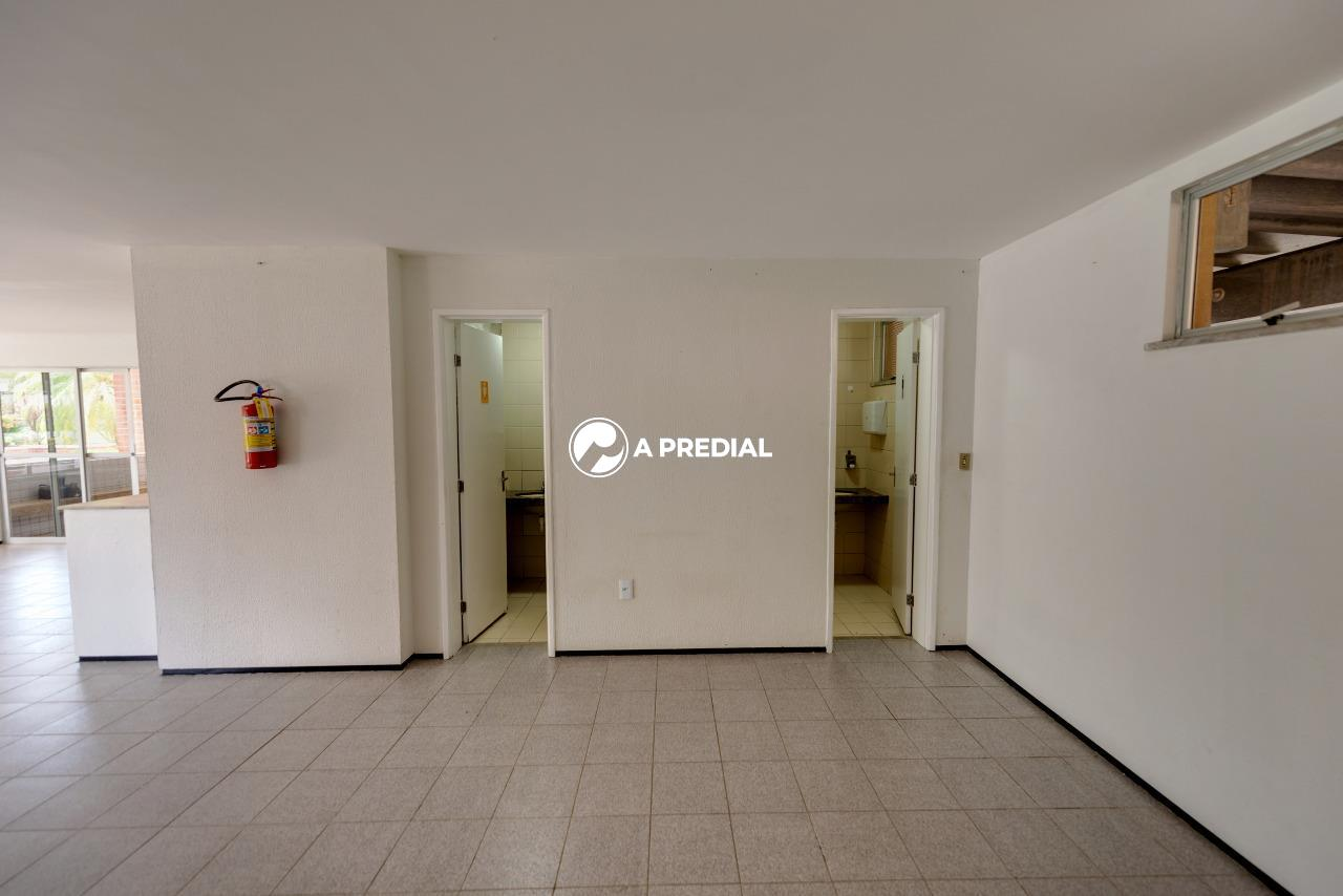 Apartamento para aluguel no Aldeota: