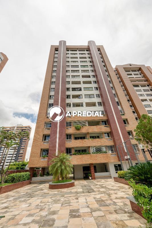 Apartamento para aluguel no Aldeota: área comum
