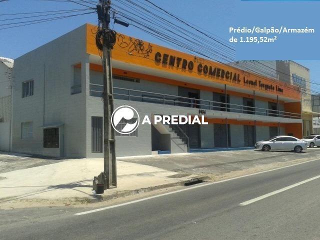 Galpão à venda no Aerolândia: