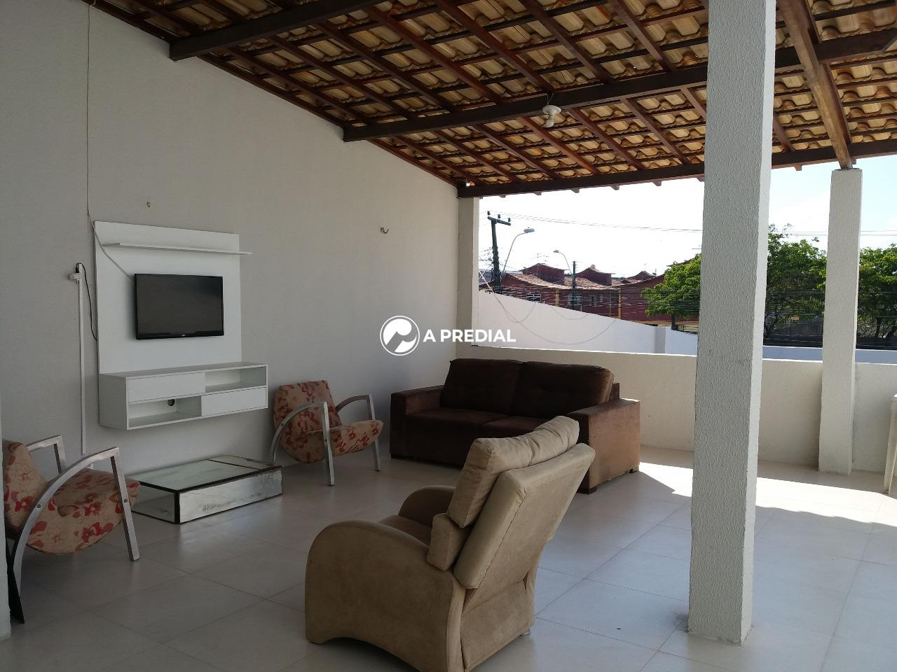 Casa para aluguel no Maraponga: varanda superior Casa Maraponga