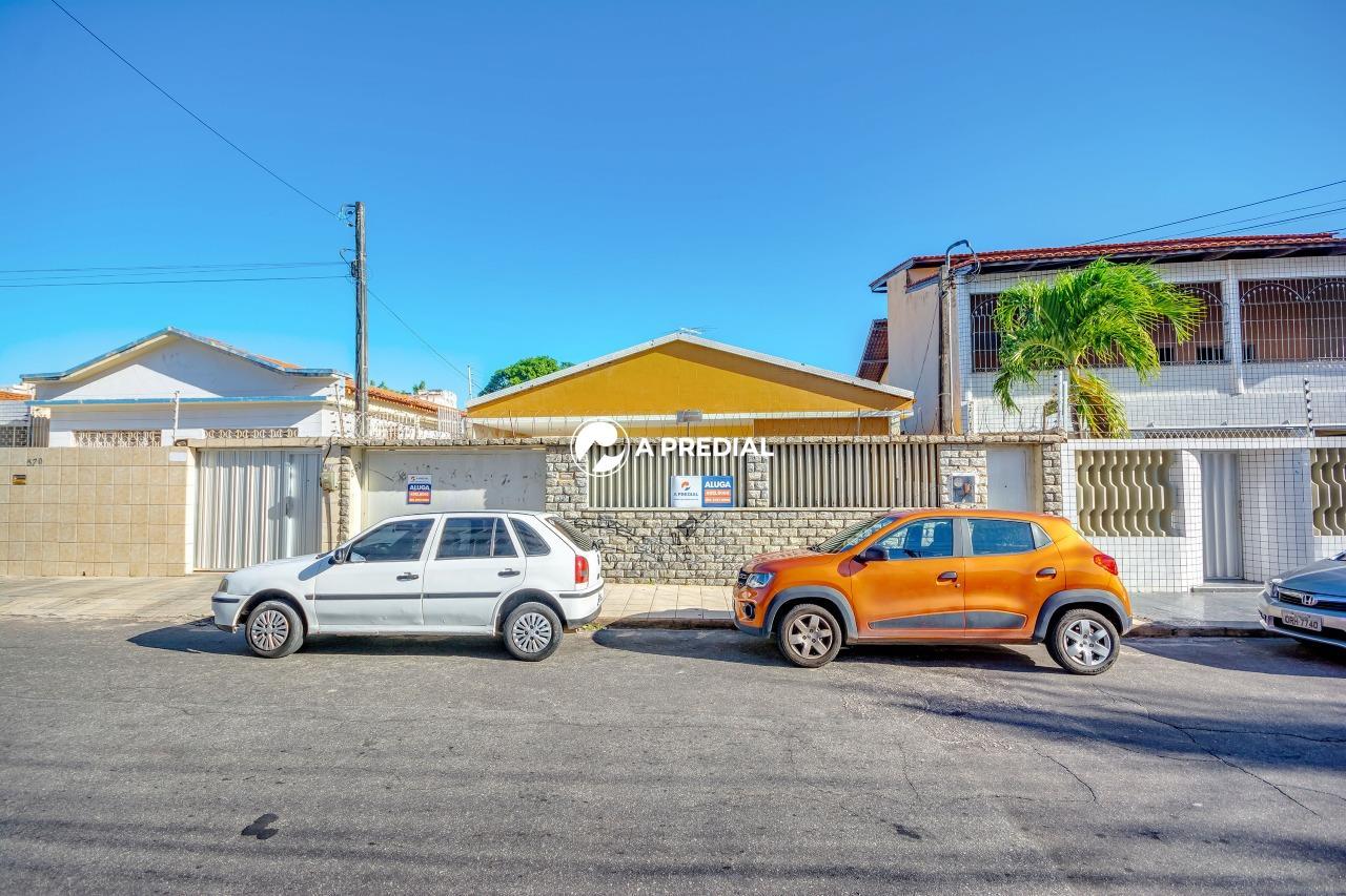 Casa para aluguel no Joaquim Távora: Fachada Casa Joaquim Távora