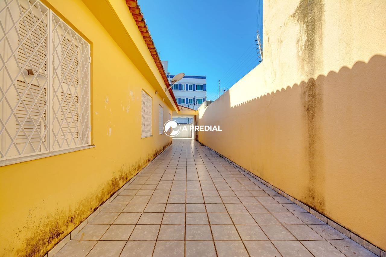 Casa para aluguel no Joaquim Távora: corredor externo Casa Joaquim Távora