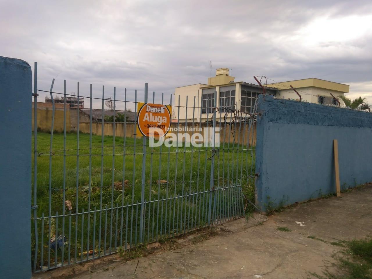 Lote para aluguel no Independência: