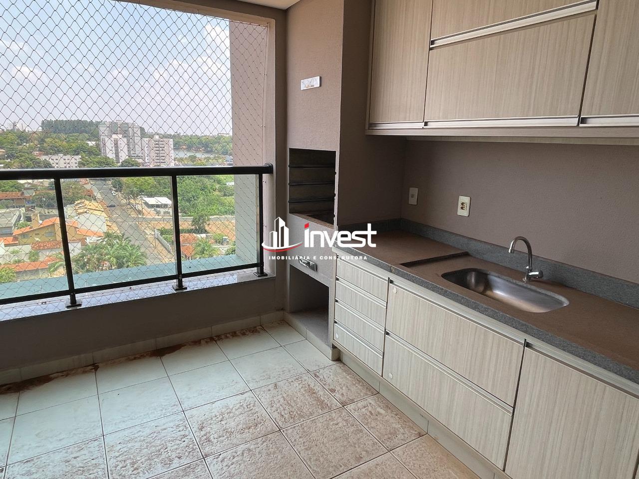 Apartamento à venda, 3 quartos, 3 suítes, 2 vagas, Santa Maria - Uberaba/MG