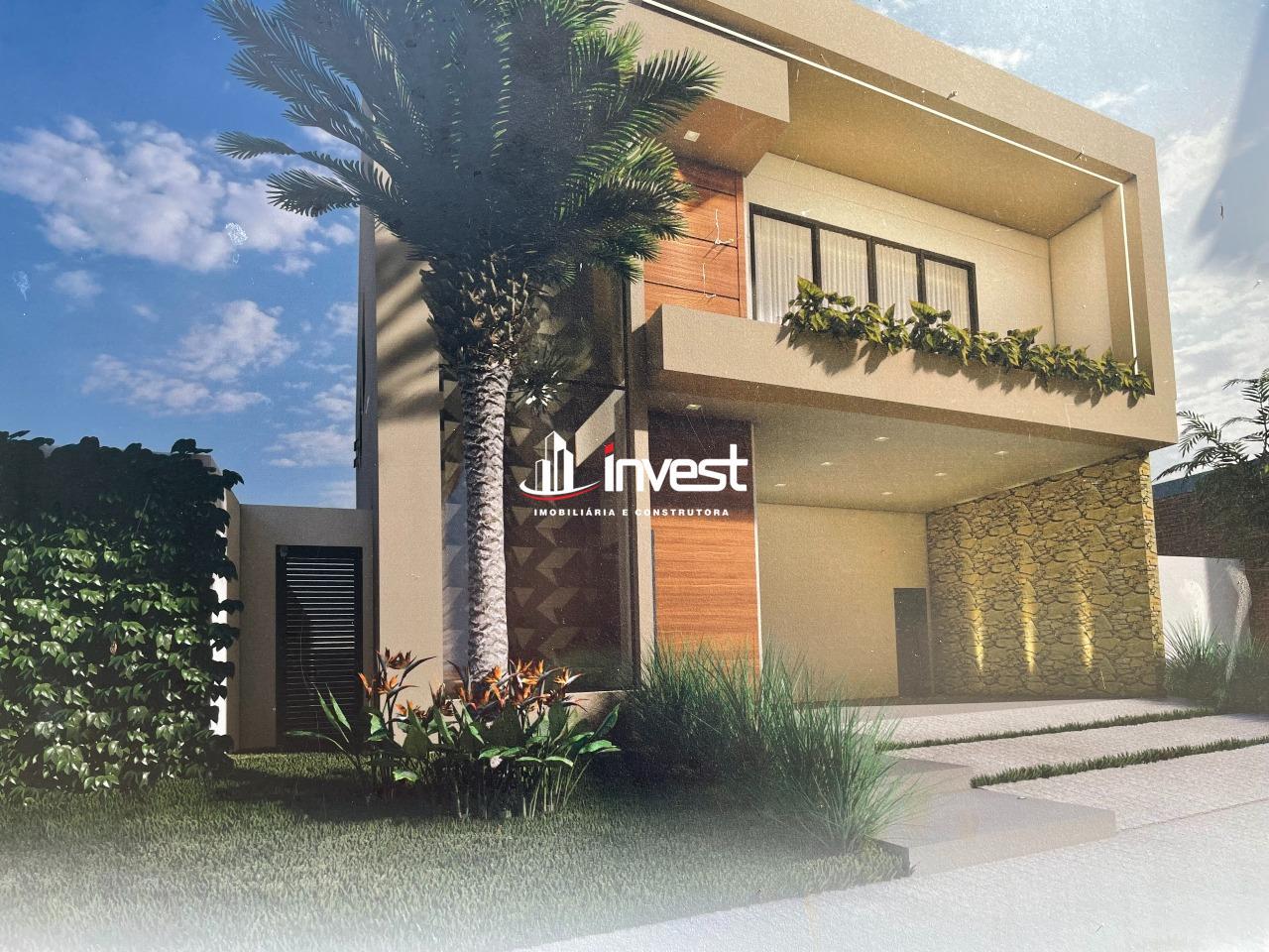 Casa Condomínio à venda, 5 quartos, 4 suítes, 4 vagas, Baronesa, Residencial - Uberaba/MG