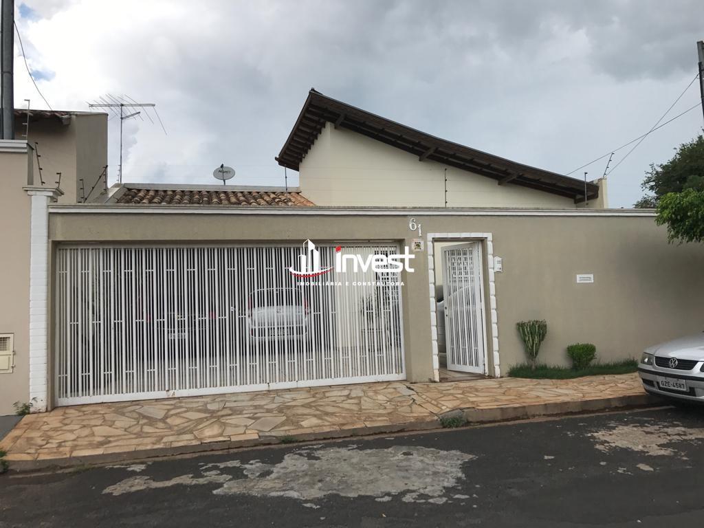 Casa à venda, 4 quartos, 3 suítes, 3 vagas, Cidade Jardim - Uberaba/MG