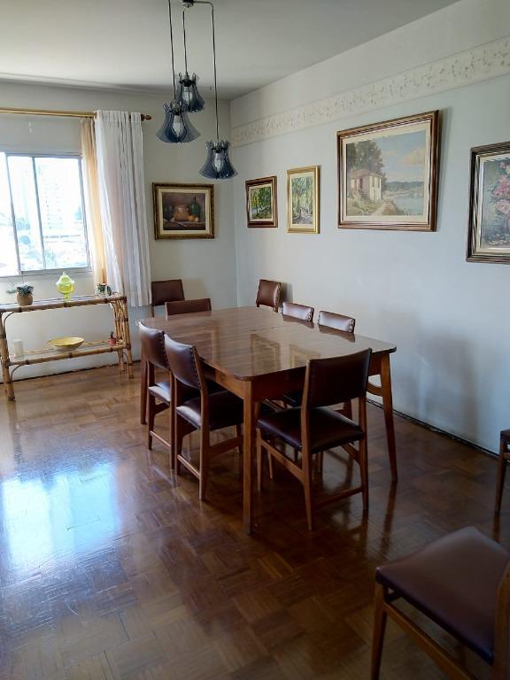 Apartamento para comprar, 4 quartos, 1 suíte, 3 vagas, no bairro Centro em Piracicaba - SP