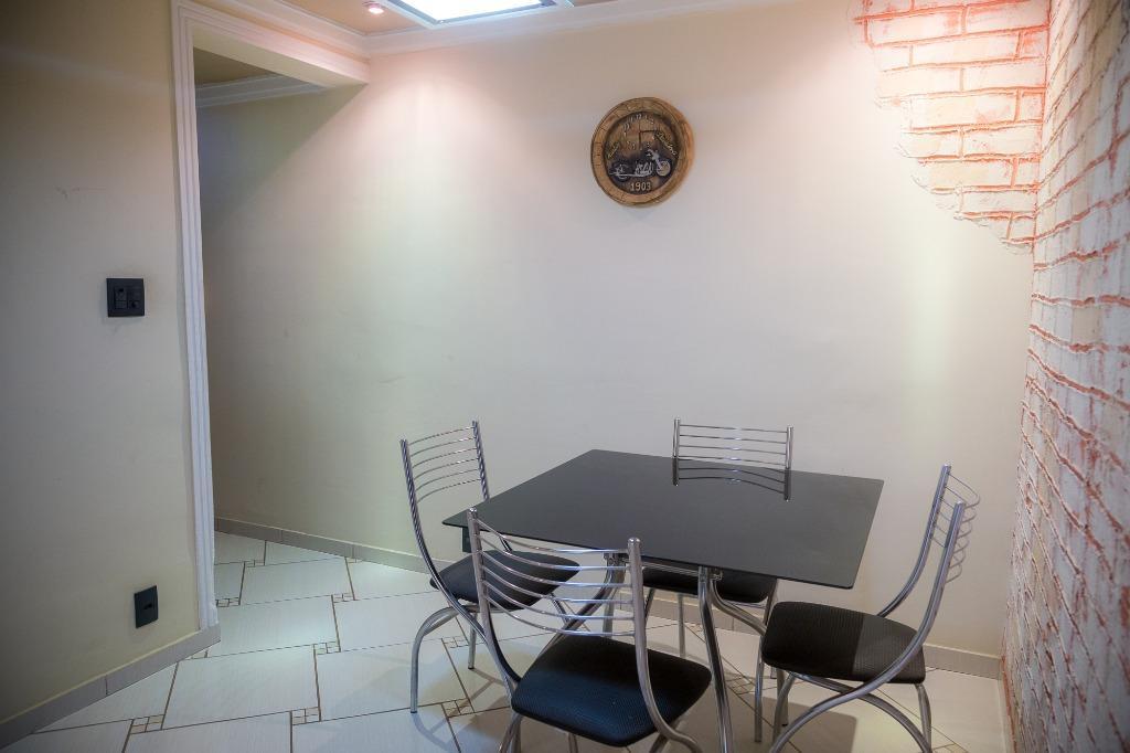 Apartamento para comprar, 1 quarto, 1 vaga, no bairro Glebas Califórnia em Piracicaba - SP