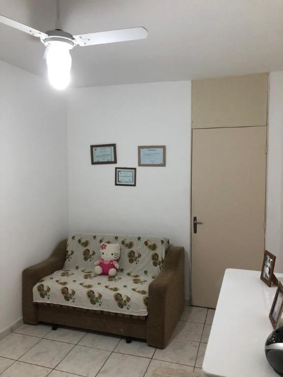 Apartamento para comprar, 2 quartos, 1 vaga, no bairro Paulicéia em Piracicaba - SP
