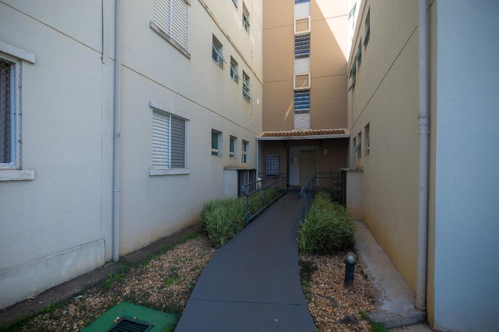 Apartamento para comprar, 3 quartos, 1 suíte, 2 vagas, no bairro Glebas Califórnia em Piracicaba - SP