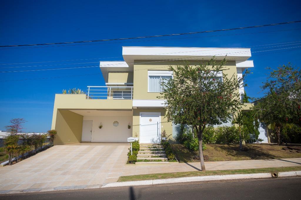 Casa em Condomínio para comprar, 5 quartos, 1 suíte, 4 vagas, no bairro Campestre em Piracicaba - SP