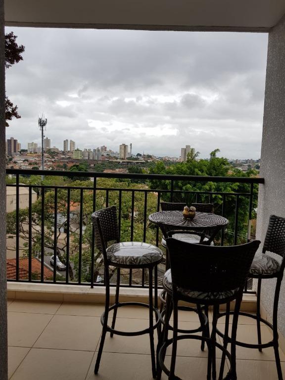 Apartamento para comprar, 2 quartos, 1 suíte, 2 vagas, no bairro Paulicéia em Piracicaba - SP