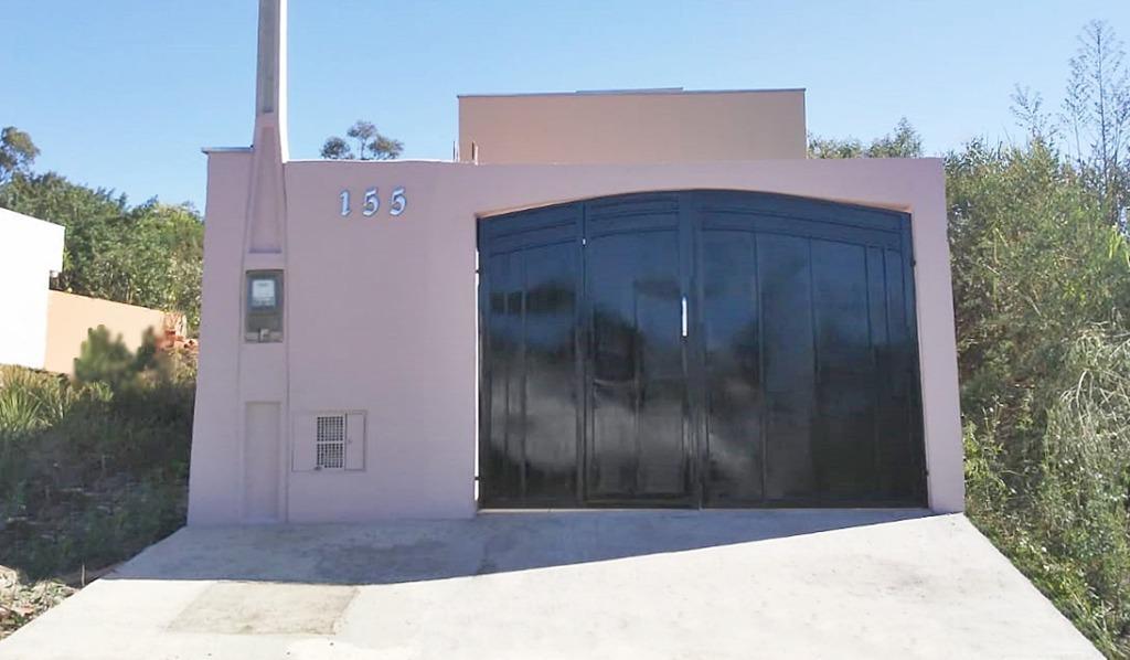 Casa para comprar, 2 quartos, 1 suíte, 1 vaga, no bairro Santa Luzia em Charqueada - SP