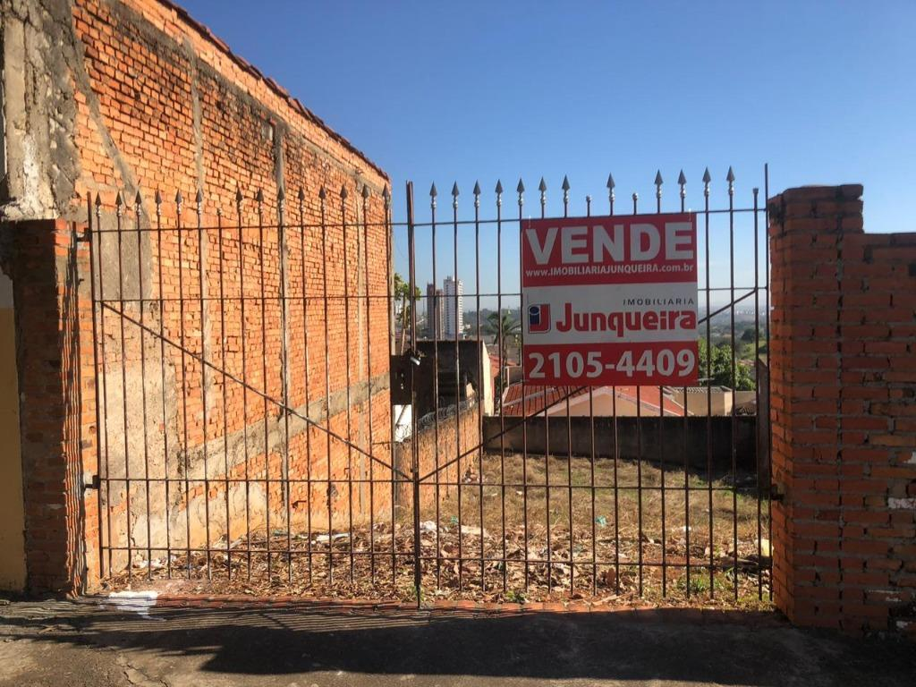 Terreno para comprar, no bairro Paulista em Piracicaba - SP
