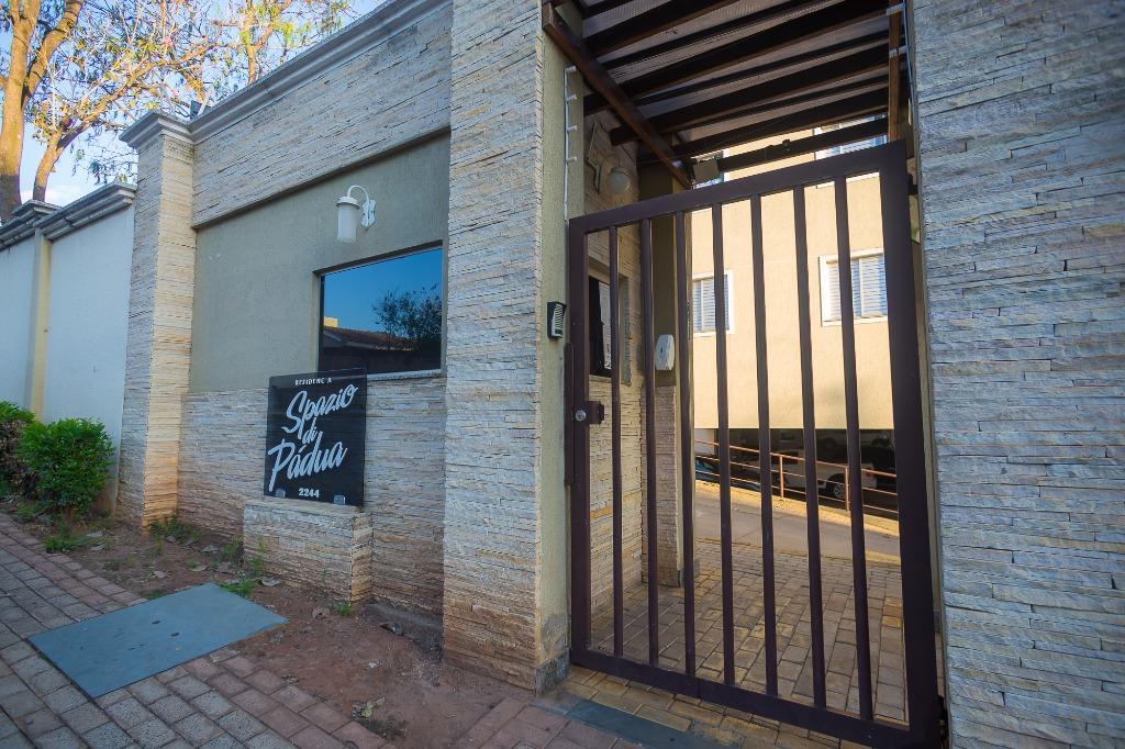 Apartamento para comprar, 2 quartos, 1 vaga, no bairro Jardim Elite em Piracicaba - SP