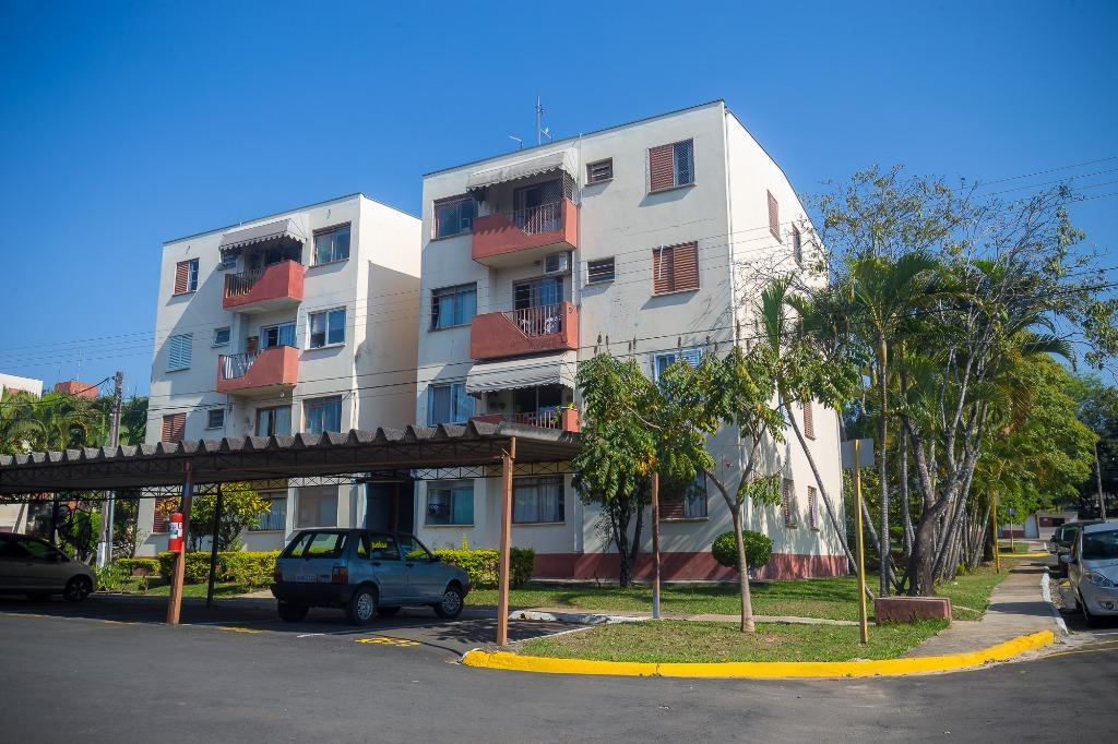 Apartamento para comprar, 2 quartos, 1 vaga, no bairro Glebas Califórnia em Piracicaba - SP