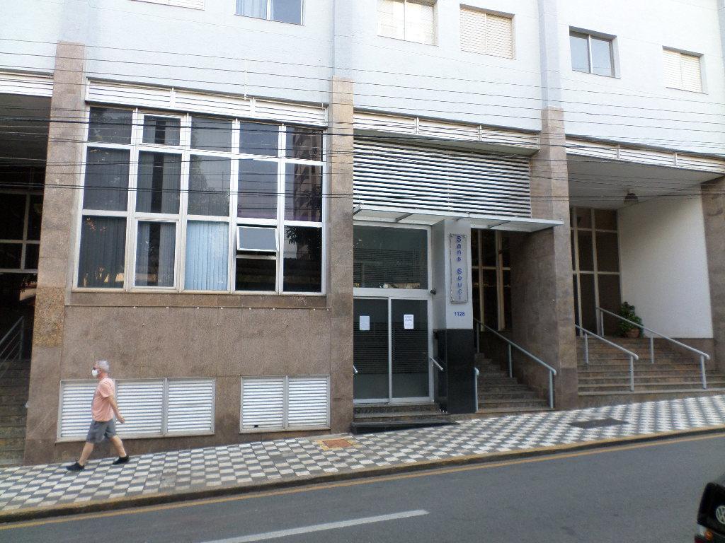 Apartamento para comprar, 1 quarto, no bairro Centro em Piracicaba - SP