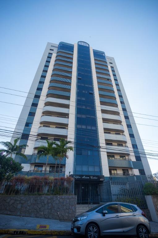 Apartamento para comprar, 4 quartos, 3 suítes, 2 vagas, no bairro Centro em Piracicaba - SP