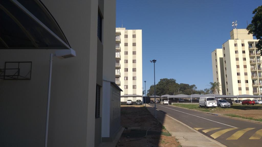 Apartamento para comprar, 3 quartos, 1 suíte, 1 vaga, no bairro Morumbi em Piracicaba - SP